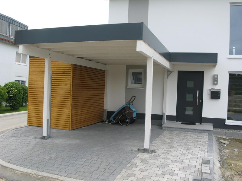 News for Dachkonstruktion carport
