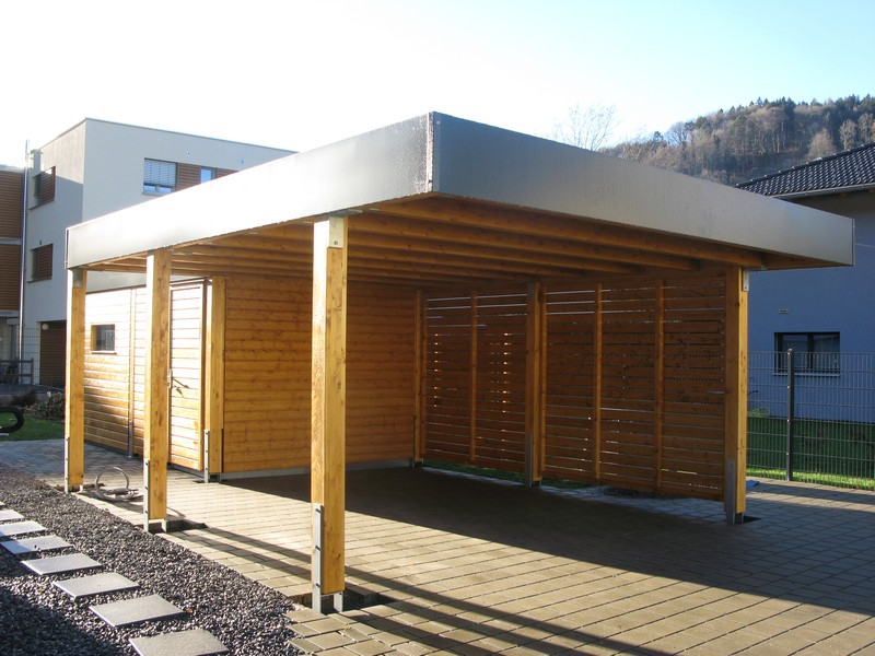 carport von wachter holz fensterbau wintergarten. Black Bedroom Furniture Sets. Home Design Ideas