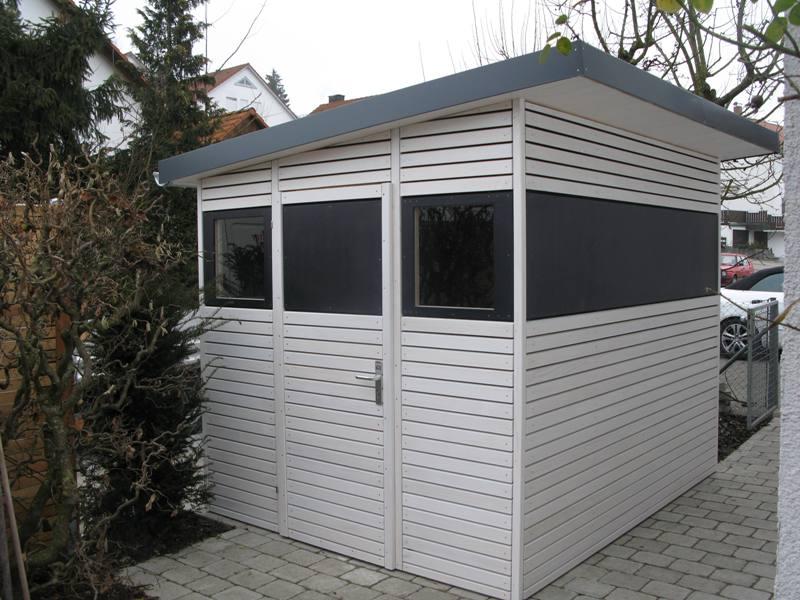 News wachter holz fensterbau wintergarten gartenhaus for Gartenhauser mit pultdach