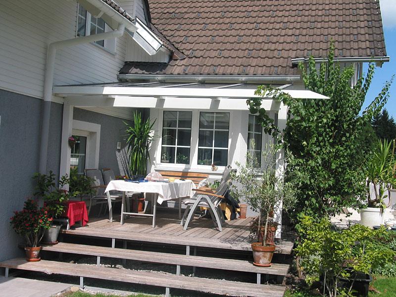 Terassenuberdachung Von Wachter Holz Fensterbau Wintergarten