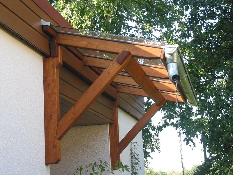 Terassen 220 Berdachung Von Wachter Holz Fensterbau